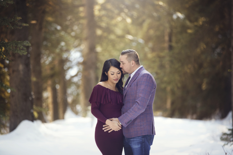 Calgary Maternity Photography