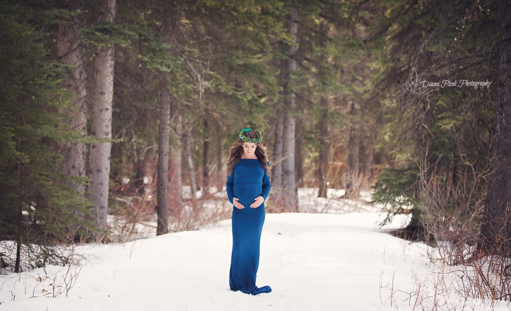 Stacey & Kevin's maternity session/Calgary Maternity Photography
