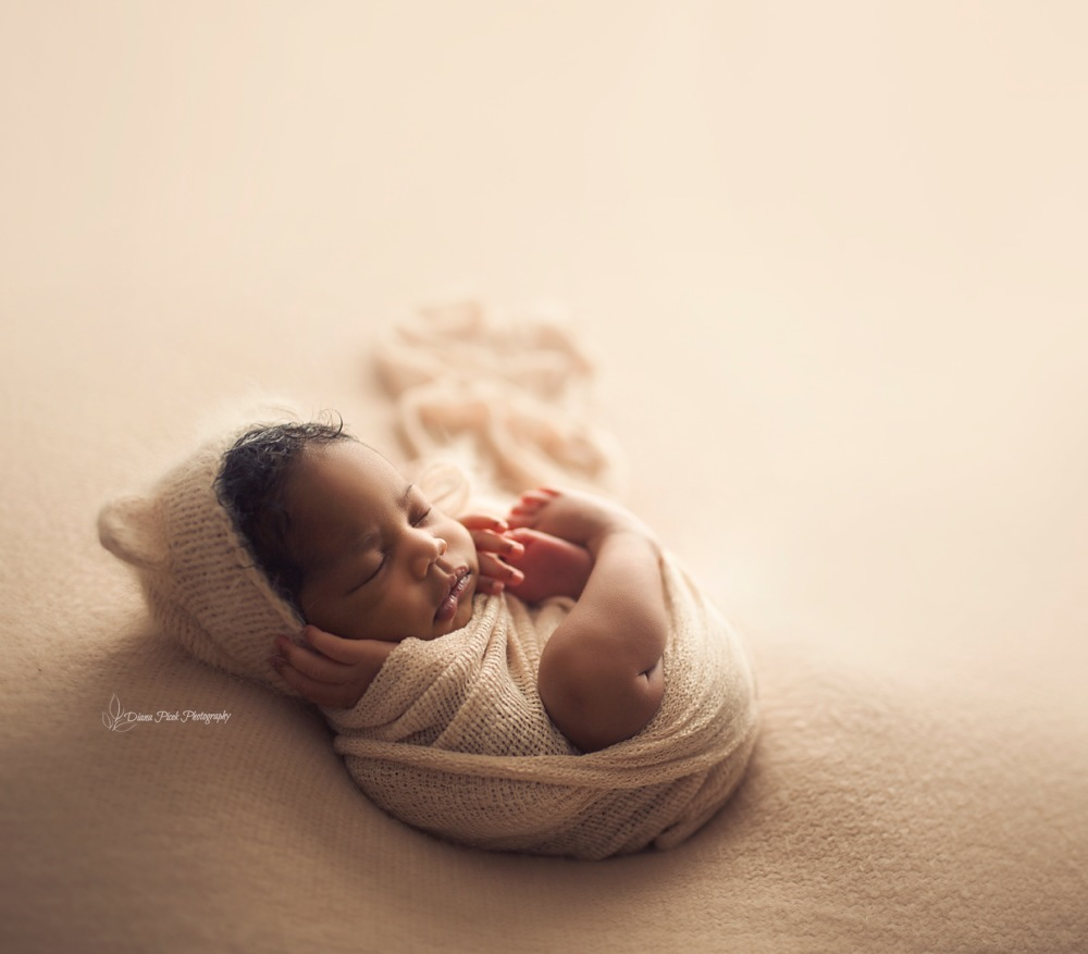 Calgary Professional Newborn Photographer/ The journey