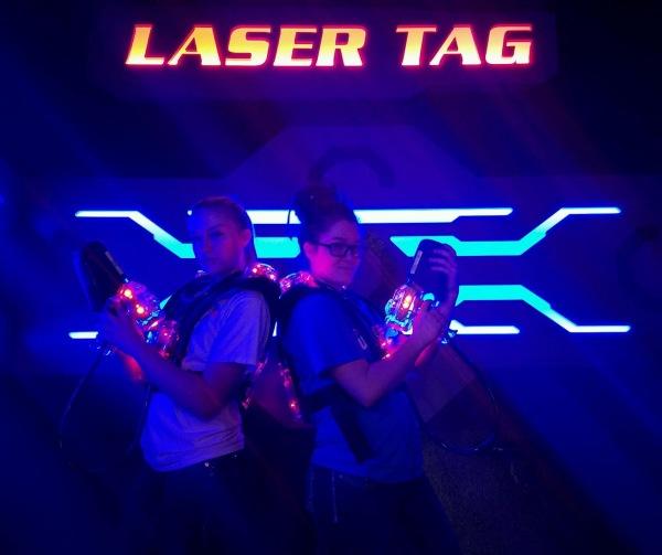 laser tag groups pizza parties party spokane wa best indoor fun