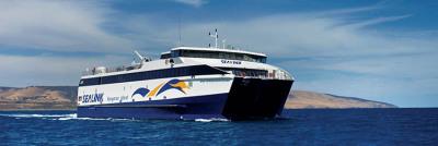 Sealink Ferry Kangaroo Island