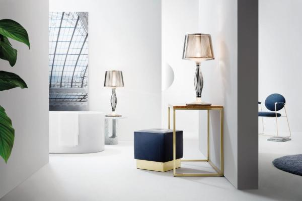 Slamp, Liza Table by Elisa Giovannoni