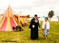 Mayor of Sandwich, Medieval Fayre, Sandwich Showground, East Kent, Events