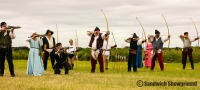 Medieval Siege Society, Archery, Medieval Fayre, Sandwich Showground, East Kent, Events