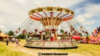 Traditional Fairground, Medieval Fayre, Sandwich Showground, East Kent, Events