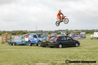 Motor Stunts International, Sandwich Showground, East Kent events