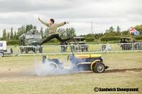 Dingle Fingle, Motor Madness, Sandwich Showground, East Kent events