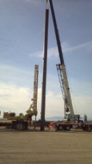 conductor pipe installation drilling well