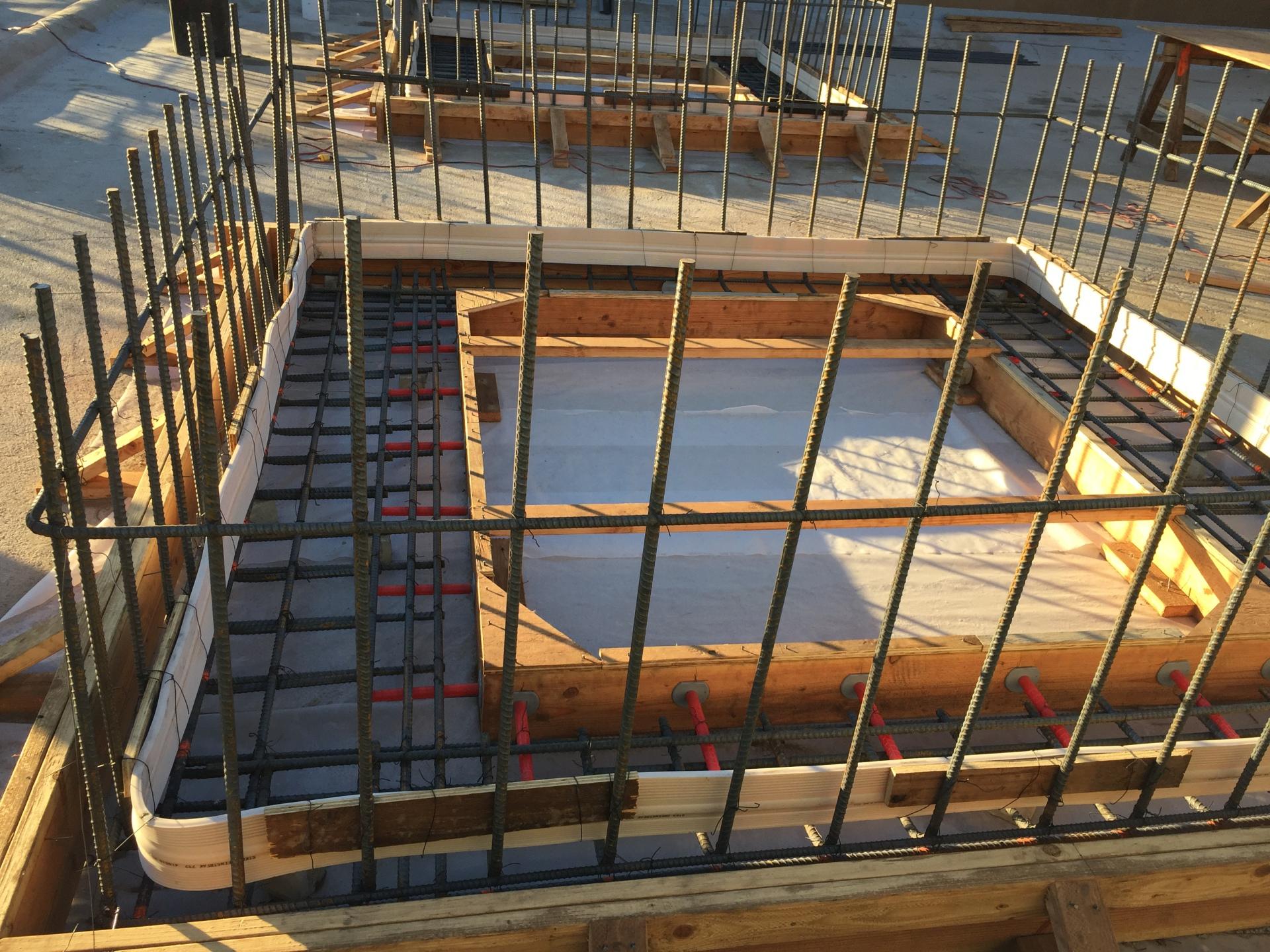 Precast Concrete Cellar Vertical Pour Concrete Water Stop