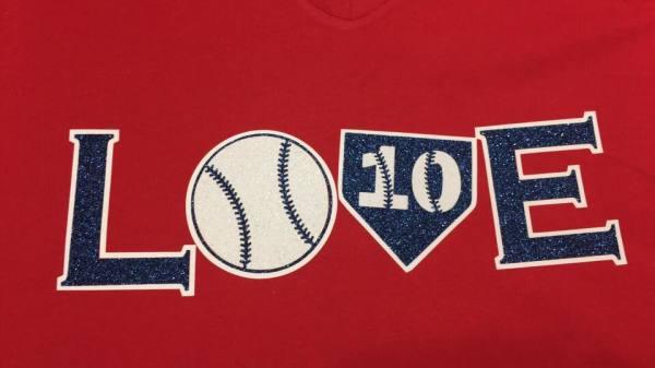 Baseball Love - $30