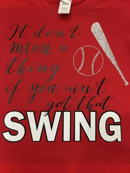 Ain't Got That Swing - $30