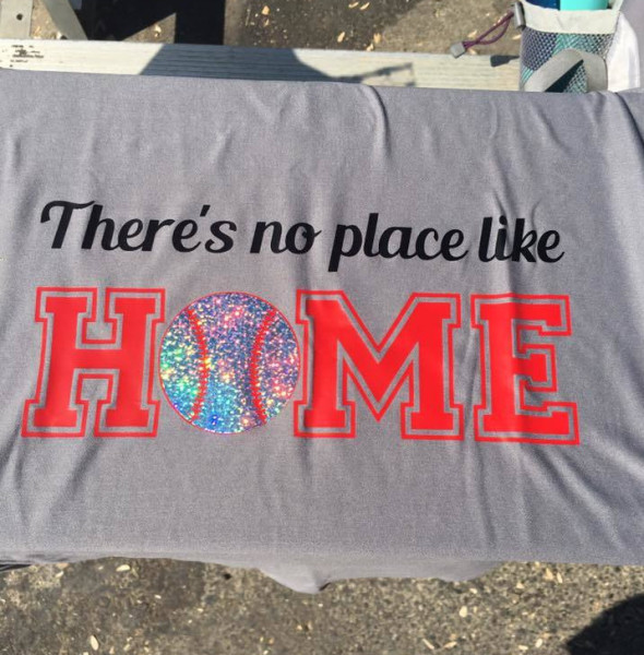 No Place Like Home - $25