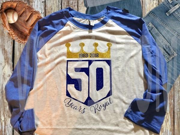 50 Years Royal - $35