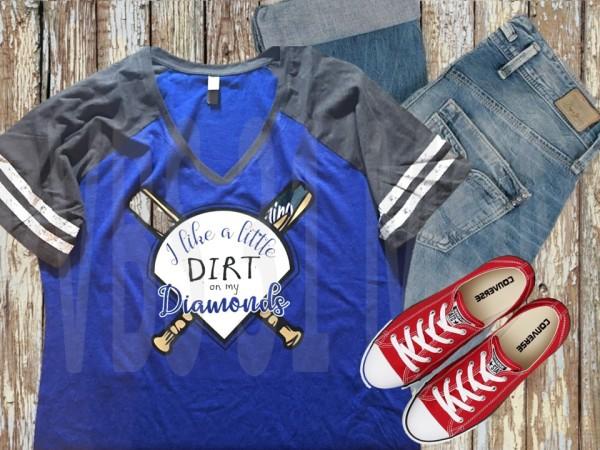 Dirt on Diamonds - $30