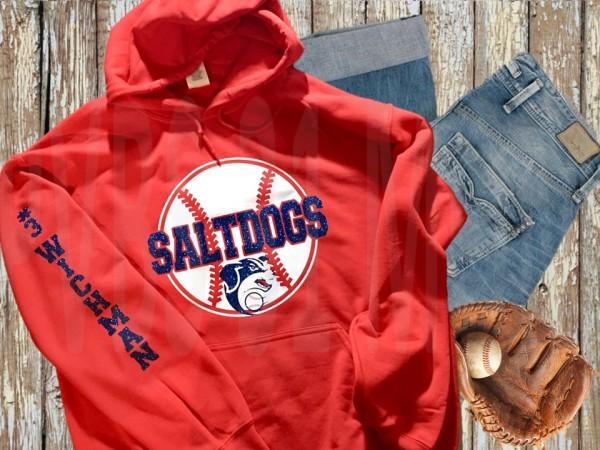 Team Spirit Sweatshirts - $40