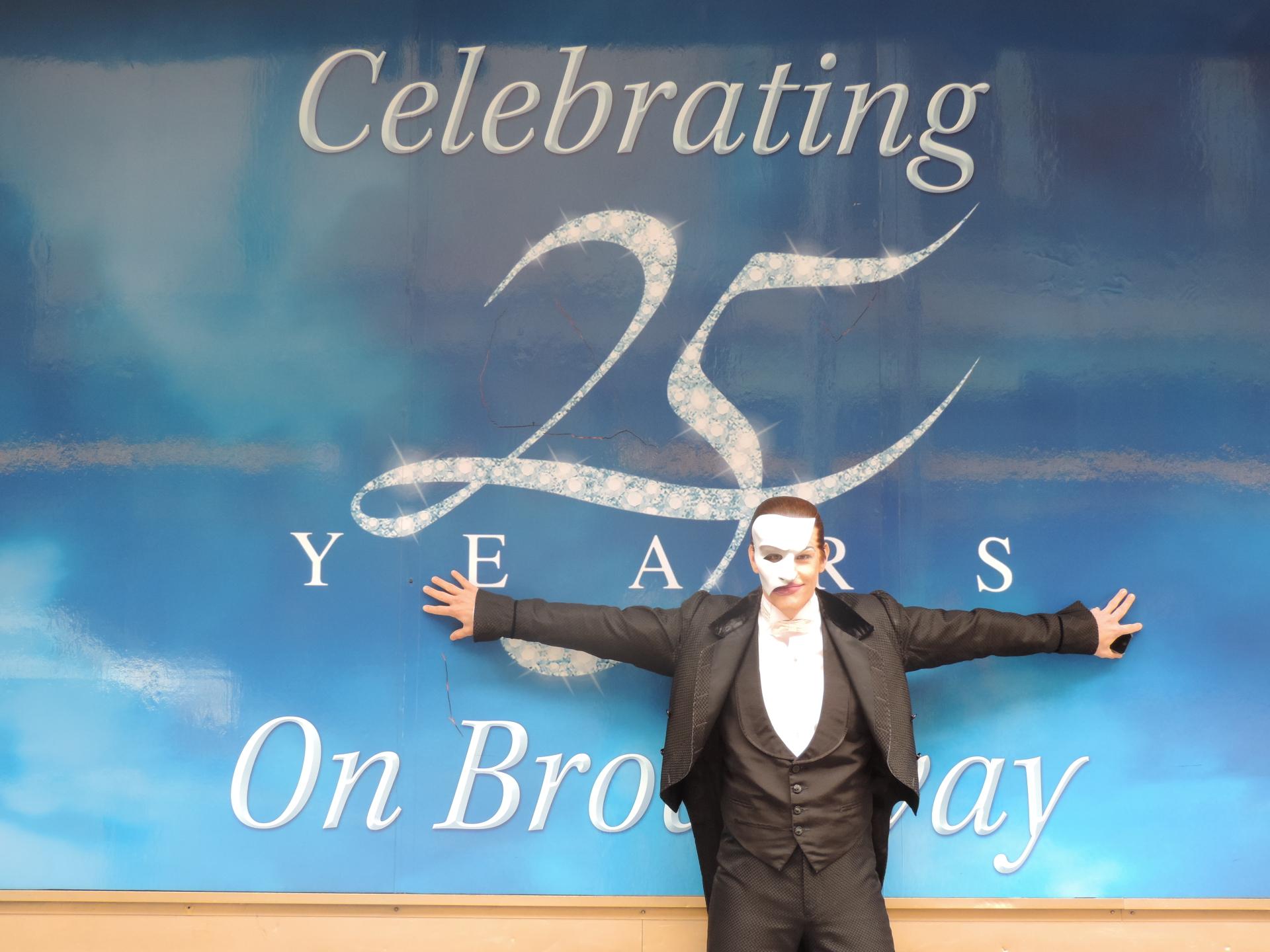 Phantom 25th Anniversary