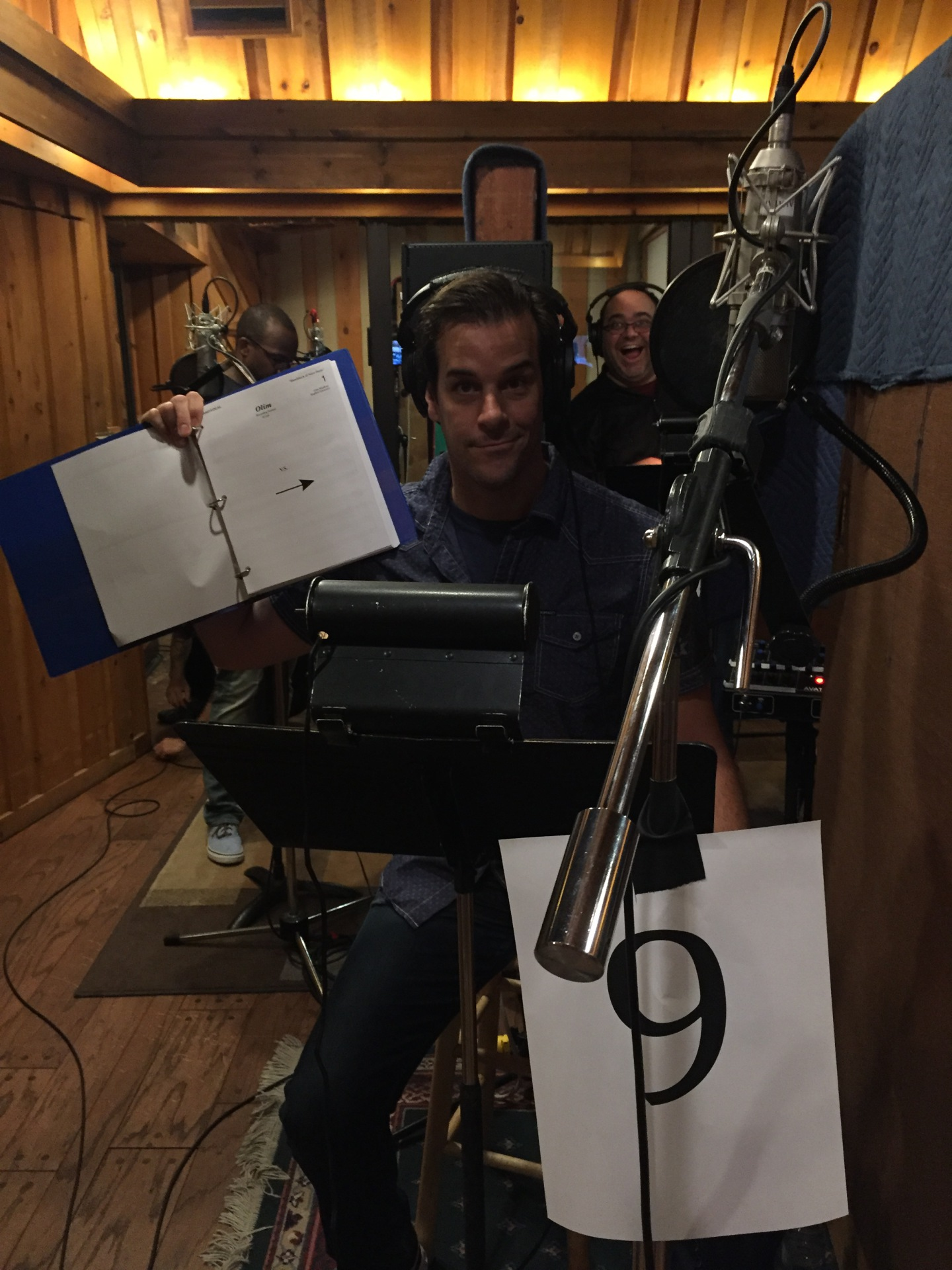 Recording the Hunchback of Notre Dame Cast Album