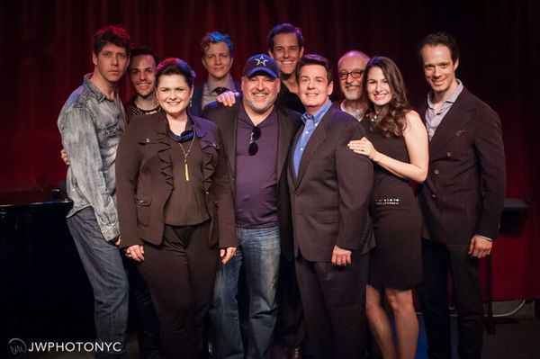 Phantom Sings Frank Wildhorn with Frank Wildhorn at Birdland