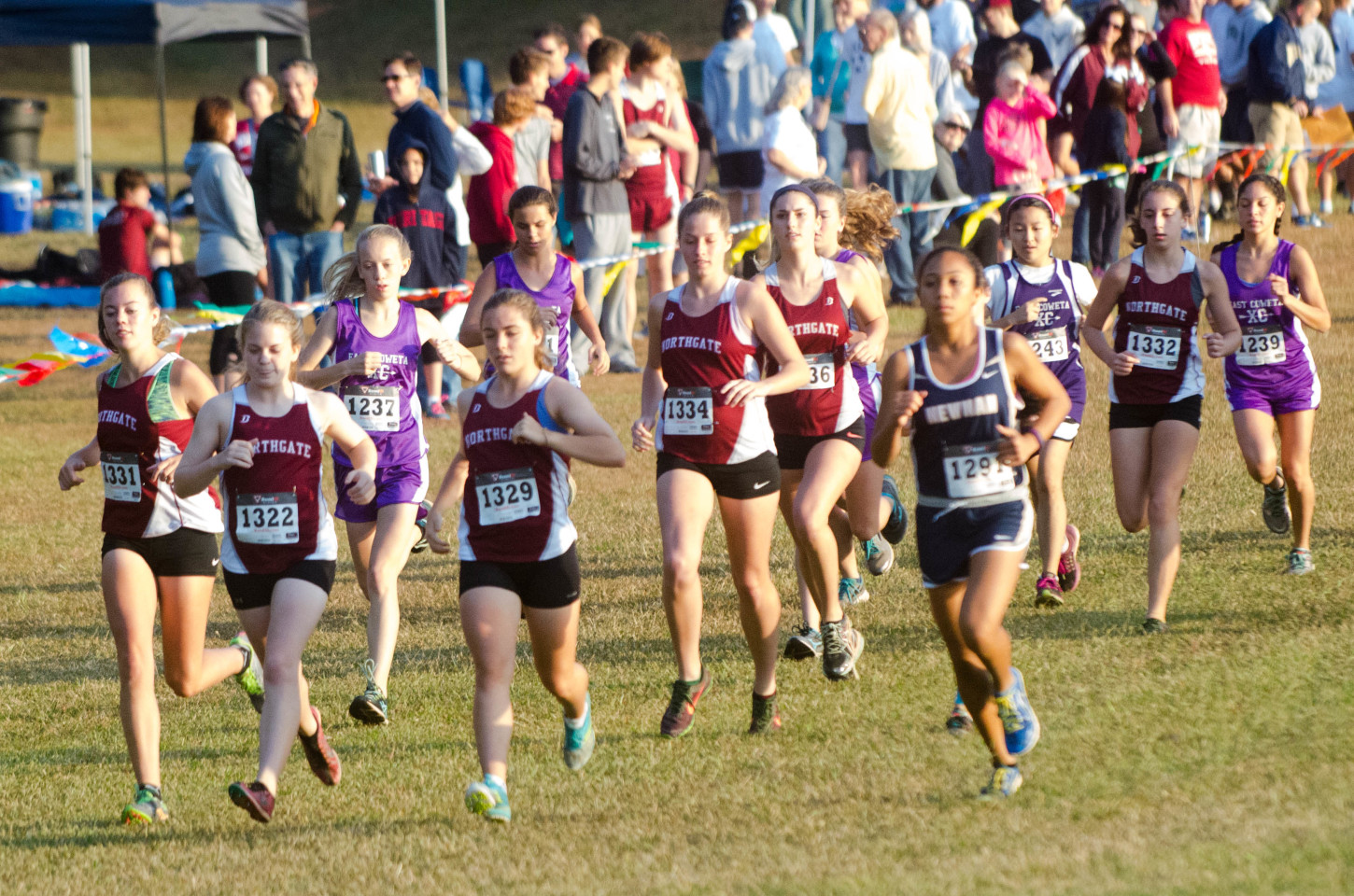 This year's Coweta Cup race will be held at Northgate, where host teams are attempting to repeat.
