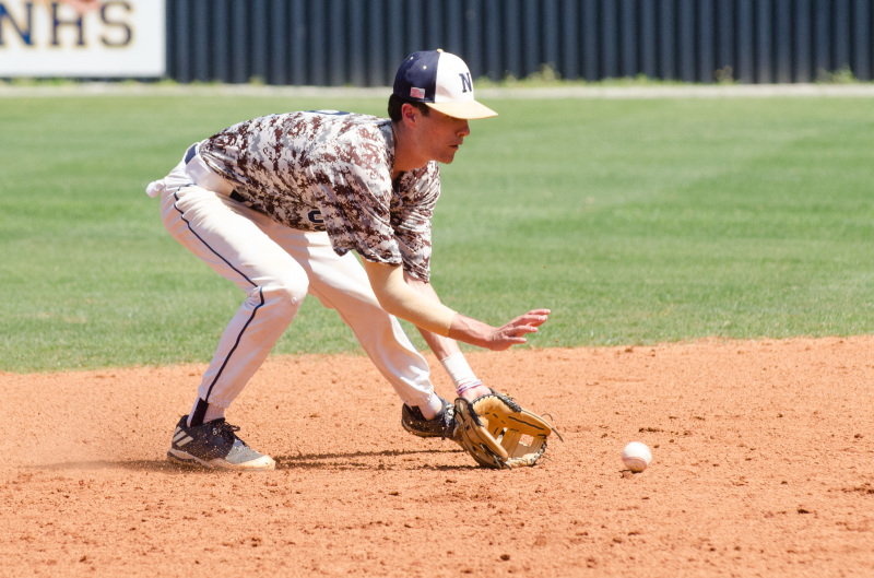 Shortstop Elliott Schubert is among a dozen seniors on Newnan's roster this spring.