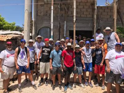 Despite playing two-and-a-half games, Baseball4Christ had a successful mission trip to Mexico.