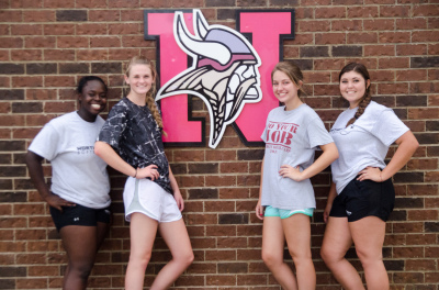 Northgate's four softball seniors each made key contributions in a 17-0 blowout of Hughes.