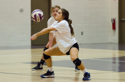 Trinity Christian opened its 2017 season with a sweep of Sandy Creek and Fayette County.
