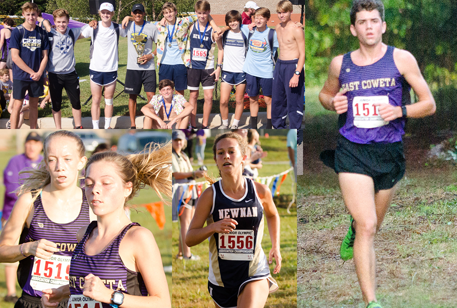 PREP XC: Continued progress shows no slowing down for Coweta Cup champs, Trinity teams