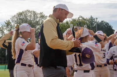 East Coweta led Region 2-7A point scorers in the GADA Director's Cup, led by a state softball title