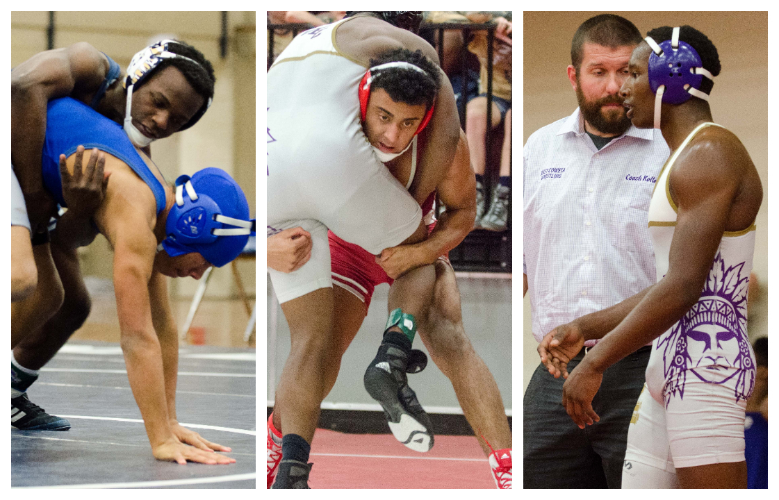 STATE WRESTLING TOURNAMENT: Brewster, Prevost finish 4th, Adams 5th to lead county finishers