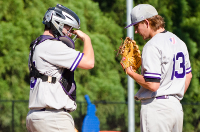Catcher Alex Williford and pitcher Jake Estes are among a solid group of returners for Trinity.