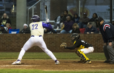William Kelley had two hits in East Coweta' 12-4 win over Whitewater.