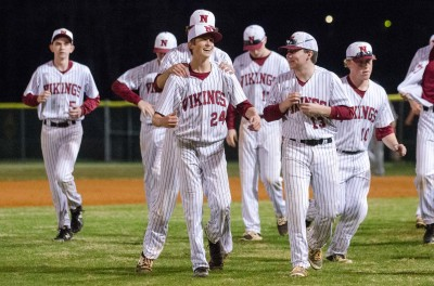 Northgate followed up a win on Tuesday with its fifth straight victory, topping Harris County, 5-2.