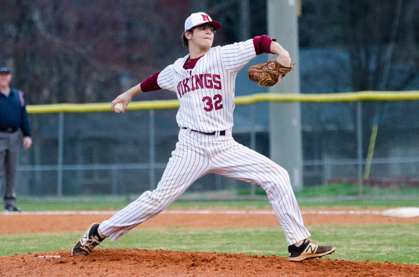Ryder Willard struck out a team-high 74 batters for Northgate in his sophomore season.