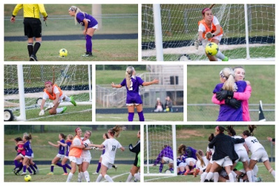 An exhausing cup finale between East Coweta and Northgate ended on Haley Cox's PK winner for ECHS.
