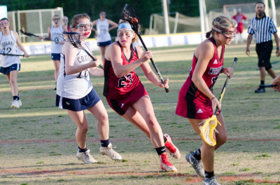 Senior Sydney Tuttle, who scored five goals, has been in Northgate's program for all five Cup titles