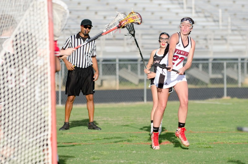 Opponents struggled to find a way to slow down Northgate senior Sydney Tuttle (27) this spring
