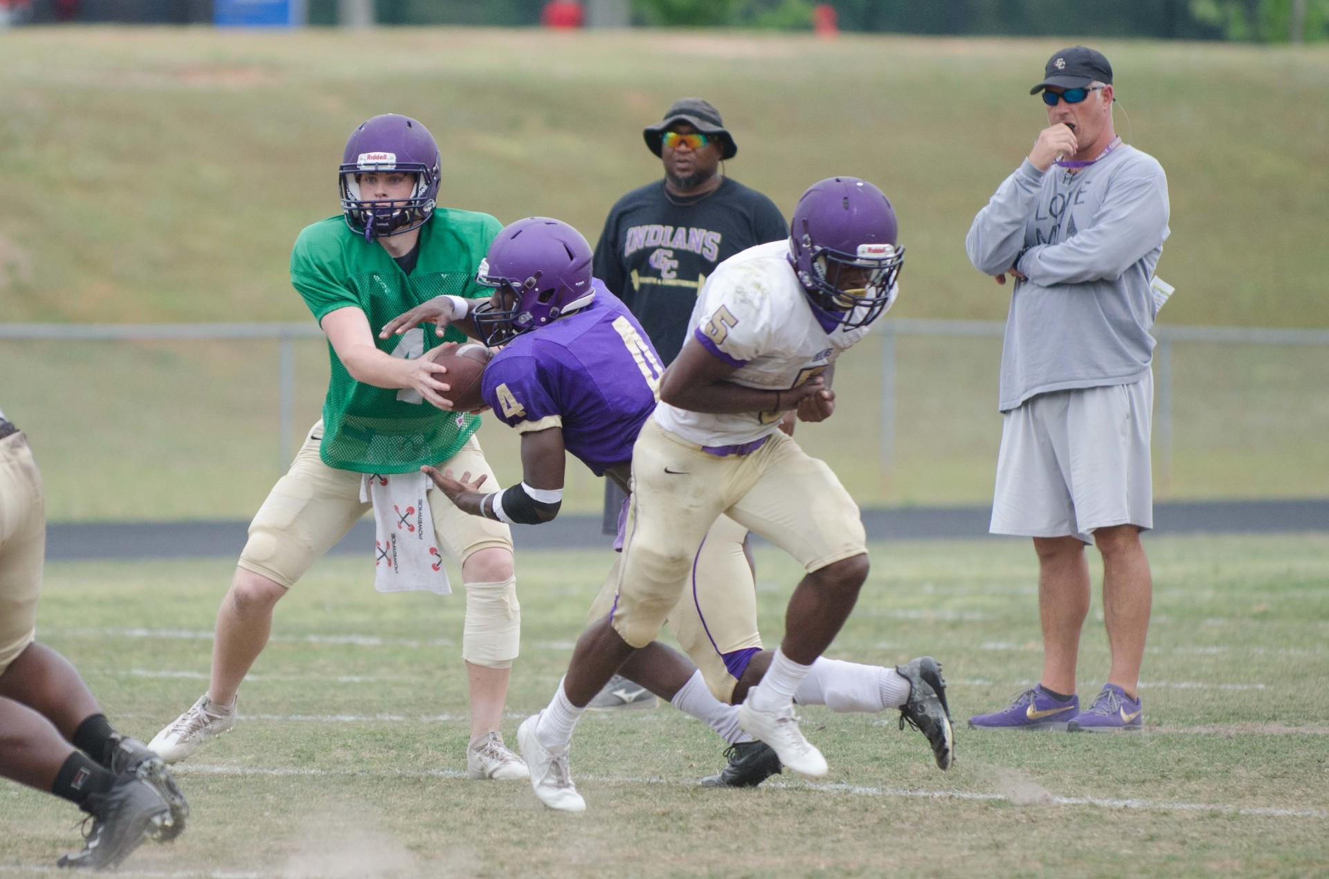 SPRING FOOTBALL: East Coweta continues to 'buy in' under Small during offseason, spring practice