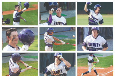 Trinity Christian enters the GISA state finals averaging over 12 runs per game.
