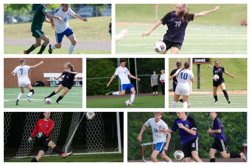 Seven standouts from Heritage School and Trinity Christian soccer teams earned All-State honors