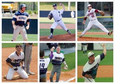 Six players earned top honors on the 2018 All-County Baseball Team.