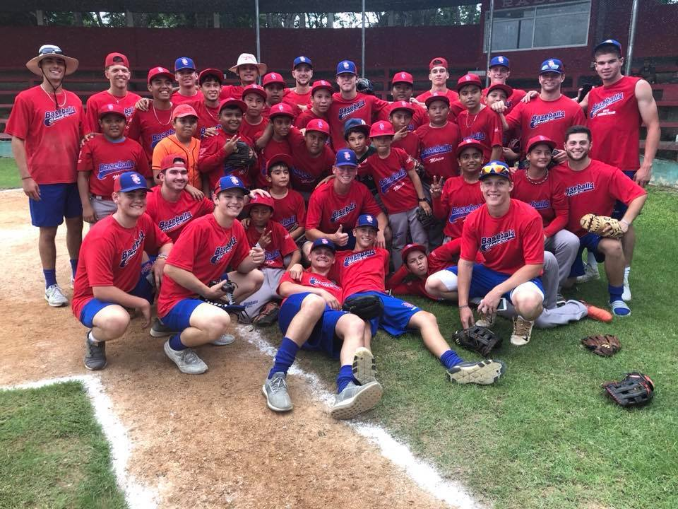 Baseball4Christ completed its ninth annual mission trip to Mexico earlier this month.