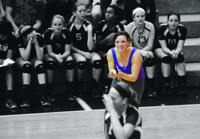 (Special photo) Amber McClure's last five varsity teams won two state titles and went 203-63 overall