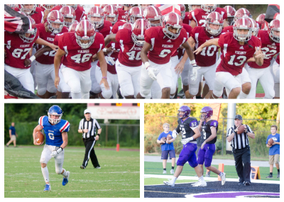 HS FOOTBALL: Tough matchups for county lineups hint for need to 'buckle up'
