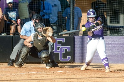 Olivia Cook connected for a solo homer against Pike County that gave East Coweta a lead for good