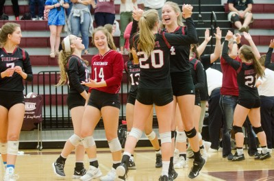 REGION VOLLEYBALL TOURNAMENTS: Northgate wins 4th straight crown; Trinity takes runner-up in 2-AA/A