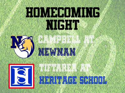 HS FOOTBALL: Newnan routs Campbell, Heritage foiled by unbeaten Tiftarea in Homecoming efforts