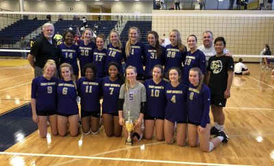 East Coweta held off defending champion Newnan twice to win its first region title since 2015.