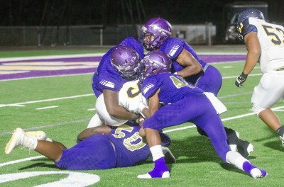 The Indians hope to keep a struggling Pebblebrook offense bottled up in a trip to Mableton.