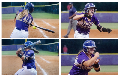 Kenadie Cooper and Ansley Gunter connected for back-to-back homers in Game 2 for East Coweta.